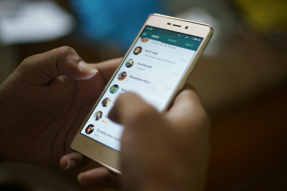descobrir traição no WhatsApp