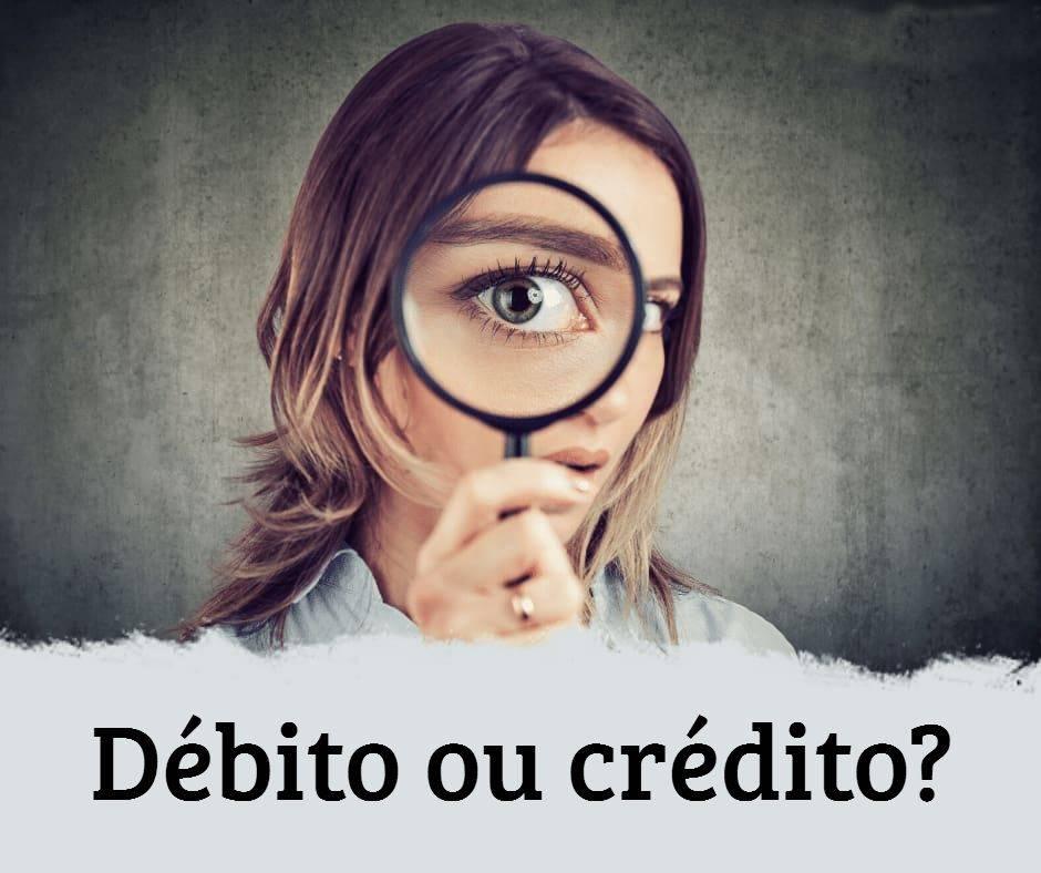 debito ou credito O que é pagamento em débito como funciona