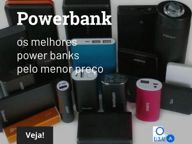Qual o melhor Powerbank