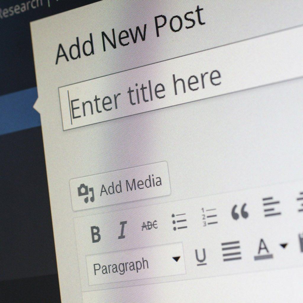 Como criar seu próprio blog