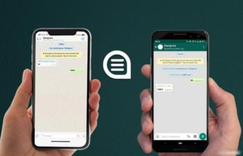 Como transferir conversas do WhatsApp no Android para iPhone?