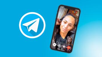 Videochamadas Telegram