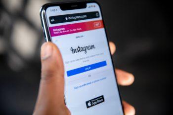 Como excluir conta do Instagram?