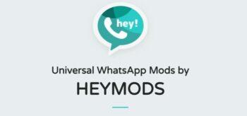 GBWhatsApp HeyMods Atualizado 2021 – Baixar Grátis para Android IOS